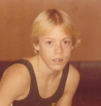 Dave - freshmen year