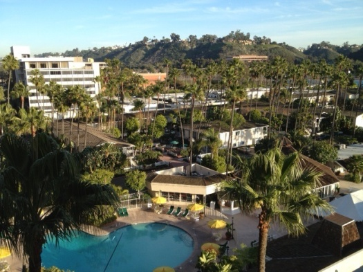 The San Diego Town & Country Hotel. Our Winter Conference location for the last 17 years!
